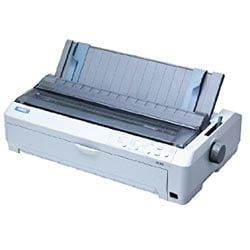 Epson FX-2175 Monochrome Dot Matrix Printer - Fastec Printers