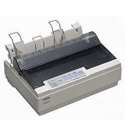 Epson LQ-300+ Dot Matrix Printer - Fastec Printers