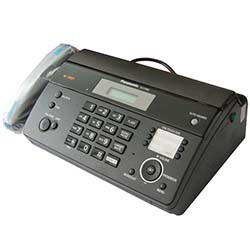 Panasonic Fax Machine KX-FT981 - Fastec Printers