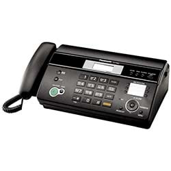Panasonic Fax Machine KX-FT987 - Fastec Printers