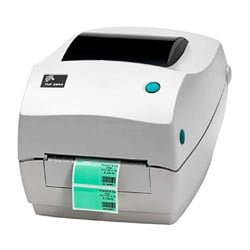 Zebra TLP 2844 Plus Barcode Printer - Fastec Printers
