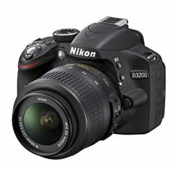 Nikon D3200 DSLR Camera with 18-55mm Lens - Fastec Printers