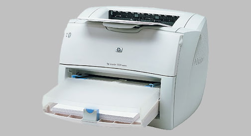 HP LaserJet 1200 ( Branded )