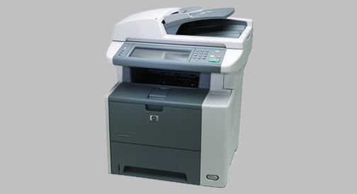 HP LaserJet M3027 Multifunction Printer