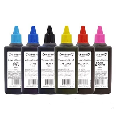 Full Mark 6 color Ink