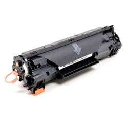 HP 36A Compatible Toner Cartridge For HP LaserJet P1505 - Fastec Printers