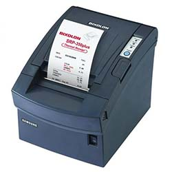 Samsung Bixolon SRP-350 Thermal Label Printer - Fastec Printers